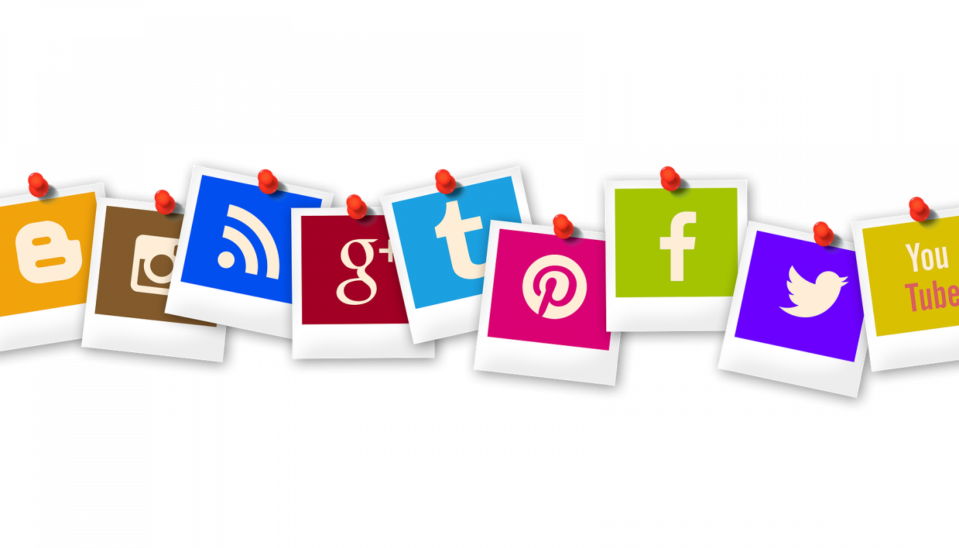 What is social media used for business?