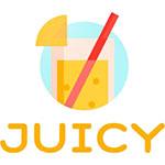 Juicy blog logo